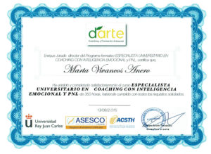 Título ICF / ASESCO